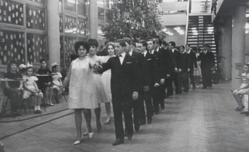 Бальные танцы в СССР - клуб: «Танго
